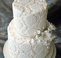 1024x1529px Double Layer Wedding Cake Pic 6 Picture in Wedding Cake