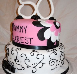 1024x1365px Easy 50th Birthday Cake Ideas Picture in Birthday Cake