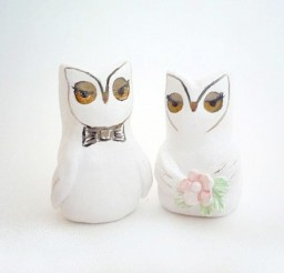 1024x798px Elegant Owl Wedding Cake Topper Picture in Wedding Cake