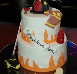 1024x1303px Firefighter Wedding Cakes Picture in Wedding Cake