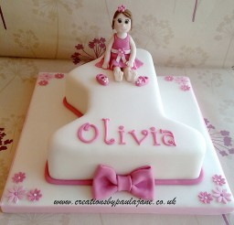 1024x1039px First Birthday Cake Girl Picture in Birthday Cake