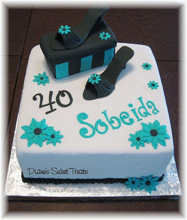 Funny Birthday Cakes For Women Picture in Birthday Cake