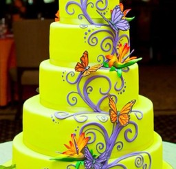 1024x1771px Green Wedding Cakes Picture in Wedding Cake