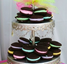 1024x1480px Grooms Whoopie Pies Wedding Cake Picture in Wedding Cake