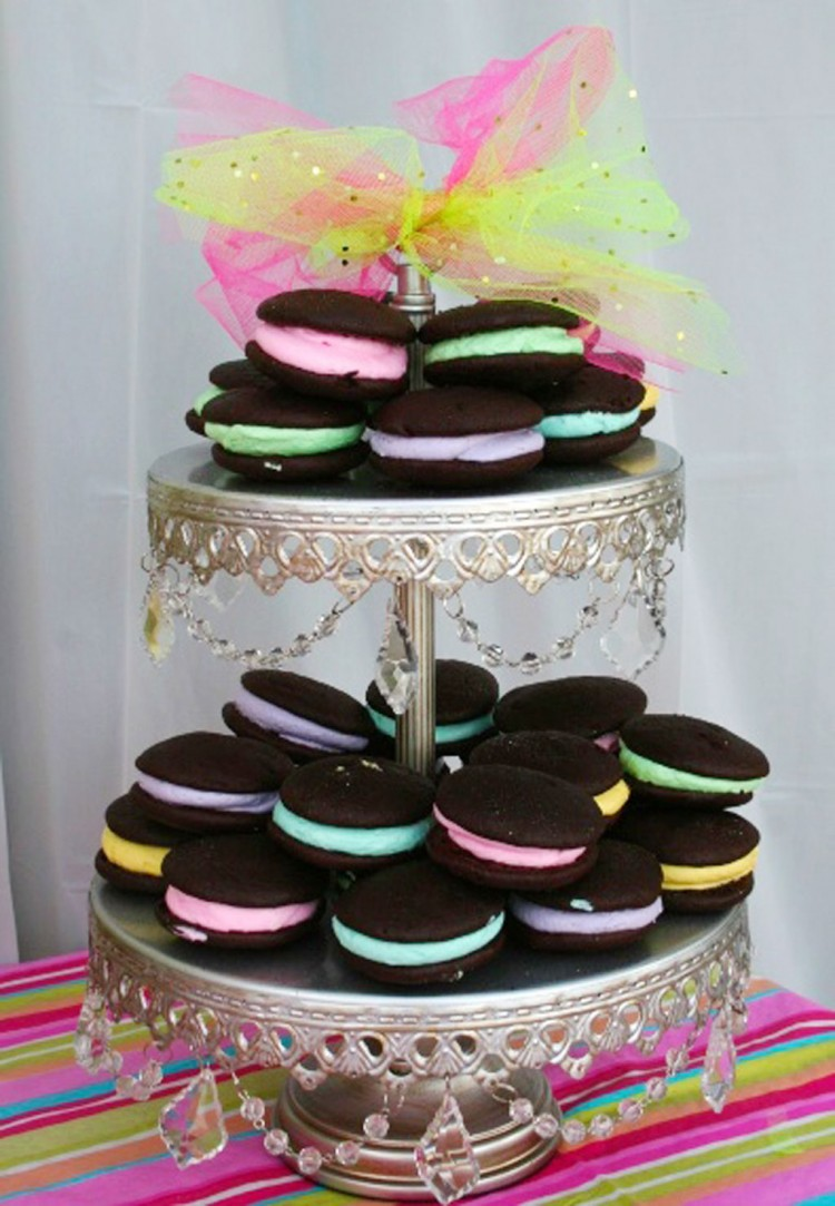 Grooms Whoopie Pies Wedding Cake Picture in Wedding Cake