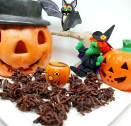1024x720px Halloween Chocolate Candy Ideas Picture in Chocolate Cake