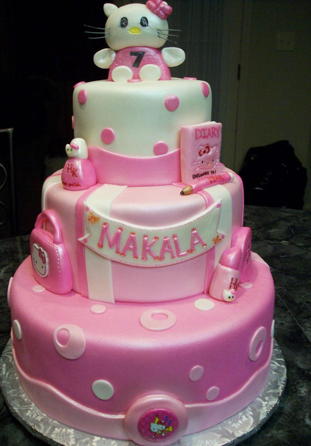 Who Makes Hello Kitty Cakes