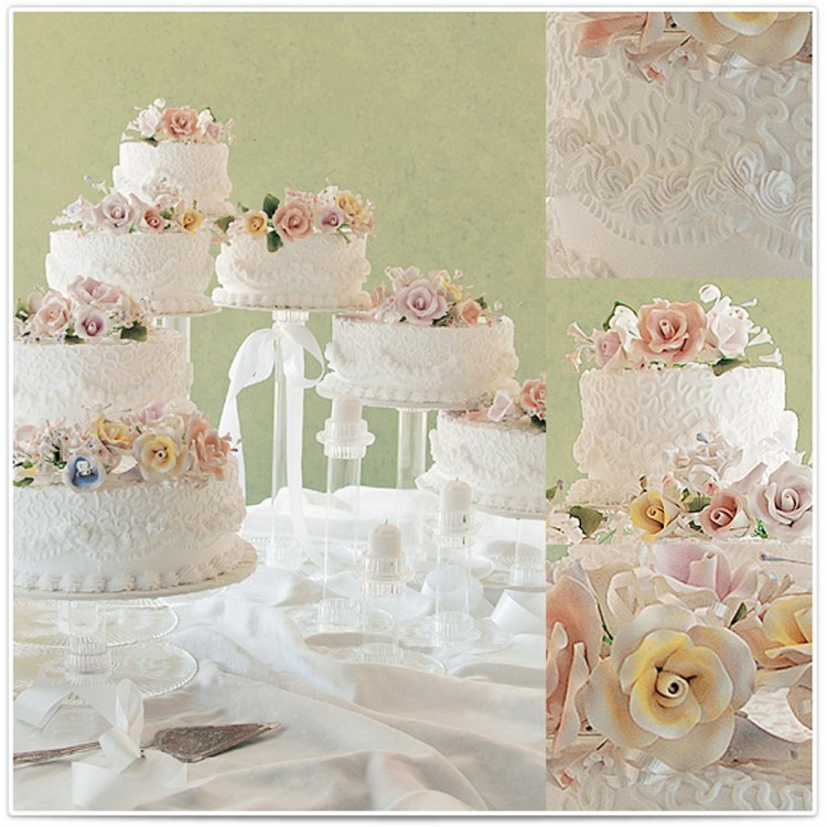 Lacy Brookshires Wedding Cakes Picture in Wedding Cake
