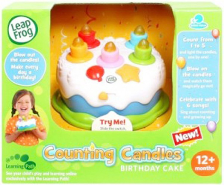 Leapfrog Birthday Cake Review Picture in Birthday Cake