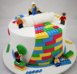 1024x1365px Lego Birthday Cake Decorating Picture in Birthday Cake