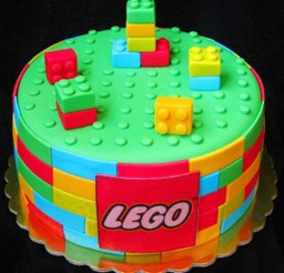 1024x1050px Lego Birthday Cake For Kids Picture in Birthday Cake