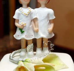 1024x1538px Lesbian Weddings Cakes Picture in Wedding Cake