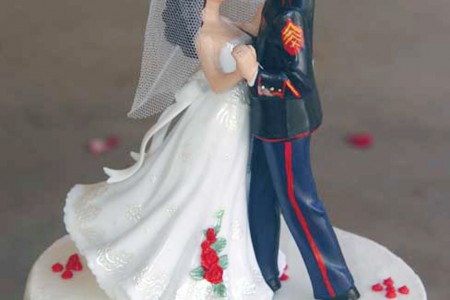 marine cake toppers for wedding cakes marine corps wedding cake toppers wedding cake cake 5711