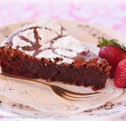 1024x808px Martha Stewart Flourless Chocolate Almond Cake Picture in Chocolate Cake