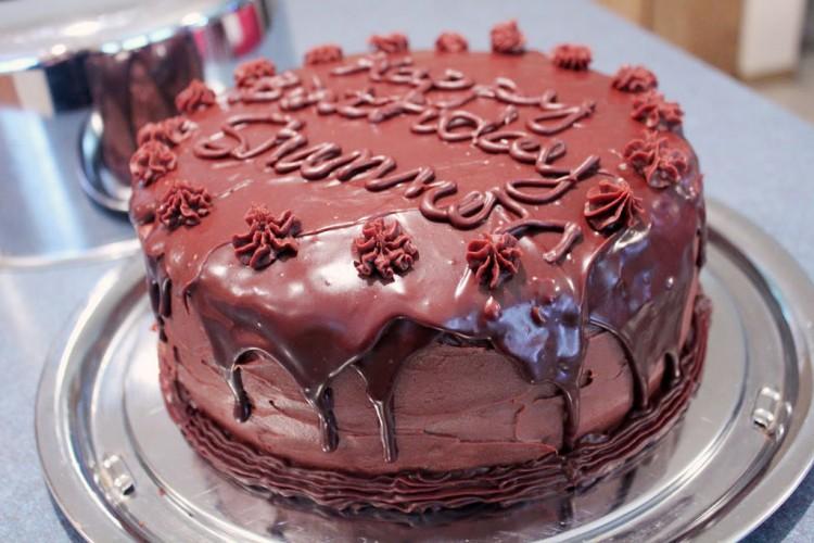 Matilda Favorite Chocolate Cake Picture in Chocolate Cake