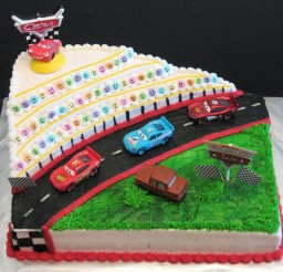 1024x768px Mcqueen Birthday Cakes Picture in Birthday Cake