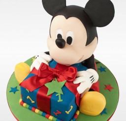 1024x1403px Mickey Mouse Birthday Cakes Picture in Birthday Cake