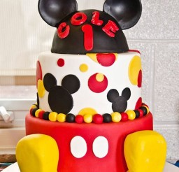 1024x1546px Mickey Mouse Birthday Cakes For Sale Picture in Birthday Cake