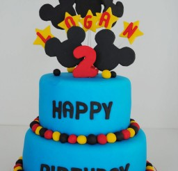 1024x1530px Mickey Mouse Birthday Cakes Singapore Picture in Birthday Cake