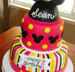 1024x1365px Mickey Mouse Birthday Ideas Picture in Birthday Cake