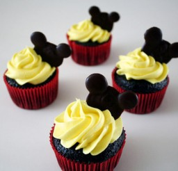 1024x683px Mickey Mouse Cupcake Ideas For Birthday Picture in Birthday Cake