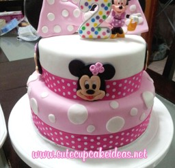 1024x1367px Minnie Mouse Birthday Cupcake Ideas Picture in Birthday Cake