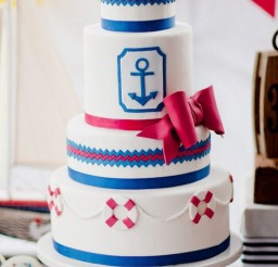 1024x1536px Nautical Wedding Cake Decorations Picture in Wedding Cake