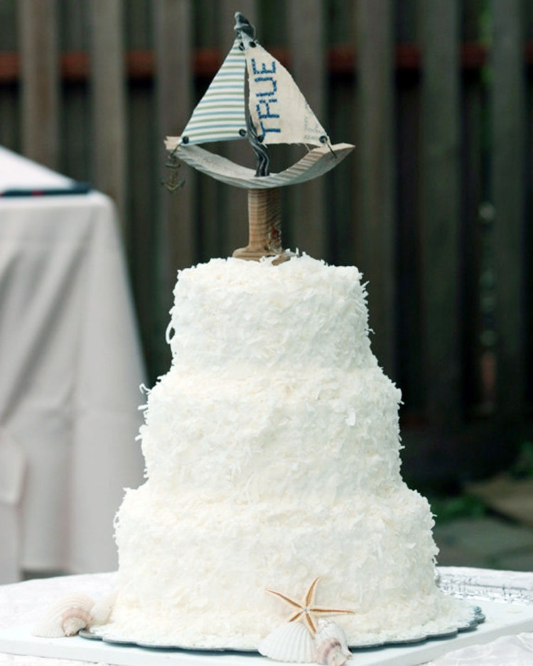 Nautical Wedding Cake Pictures Picture in Wedding Cake