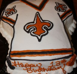 1024x1536px New Orleans Saints Birthday Cake Picture in Birthday Cake