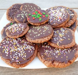 1024x626px Nigella Chocolate Christmas Cookies Oprah Picture in Chocolate Cake