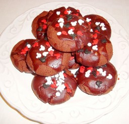 1024x843px Nigella Christmas Chocolate Cookies Uk Picture in Chocolate Cake