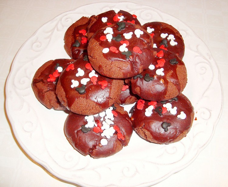 Nigella Christmas Chocolate Cookies Uk Picture in Chocolate Cake