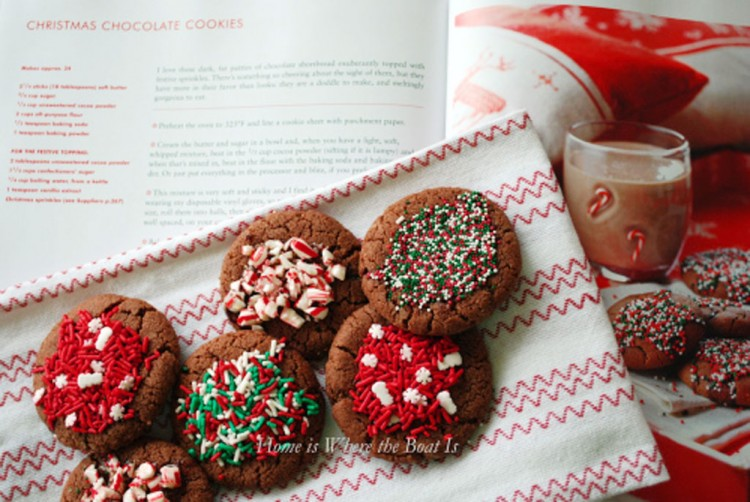 Nigella Lawson Christmas Chocolate Cookies Uk Picture in Chocolate Cake