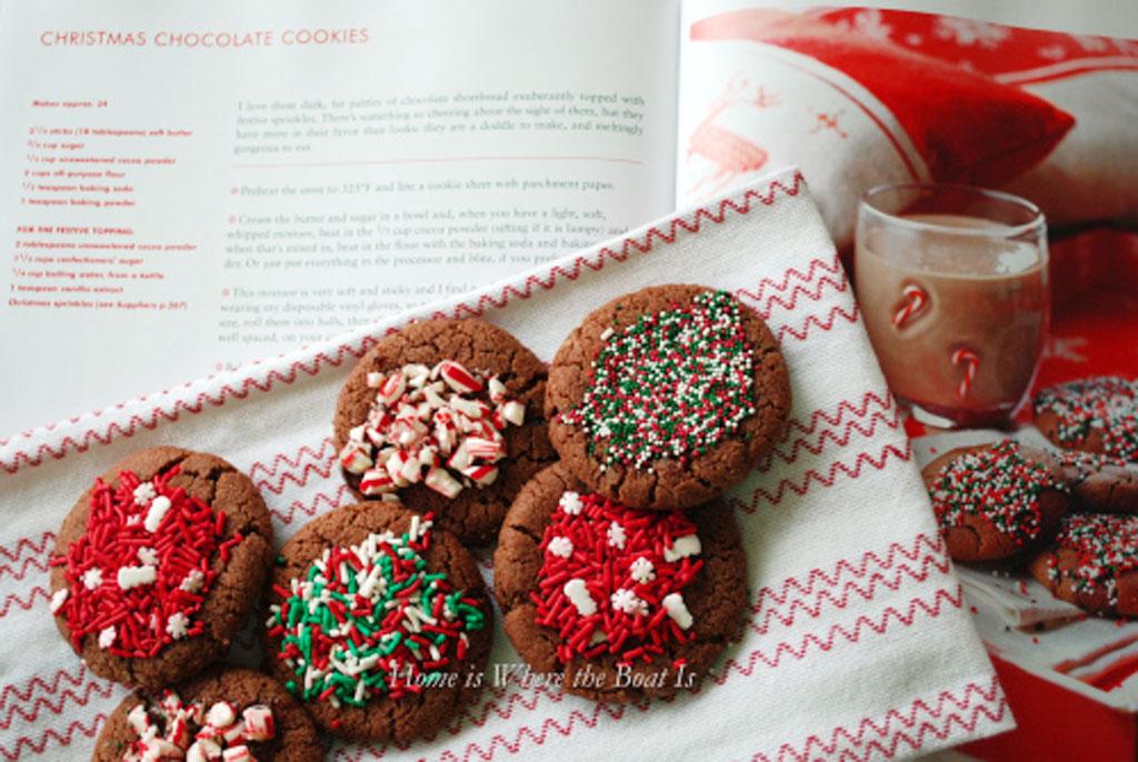 Christmas Cake Recipe Uk Nigella: Nigella Lawson Christmas Chocolate Cookies Uk Chocolate