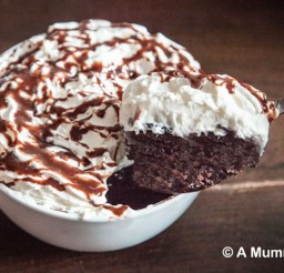 1024x682px Nutella 5 Minute Chocolate Pudding Picture in Chocolate Cake
