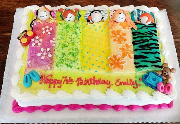 Oklahoma City Bakeries Birthday Cakes 3 Picture in Birthday Cake