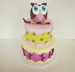 1024x1024px Owl Birthday Cakes Decorating Picture in Birthday Cake