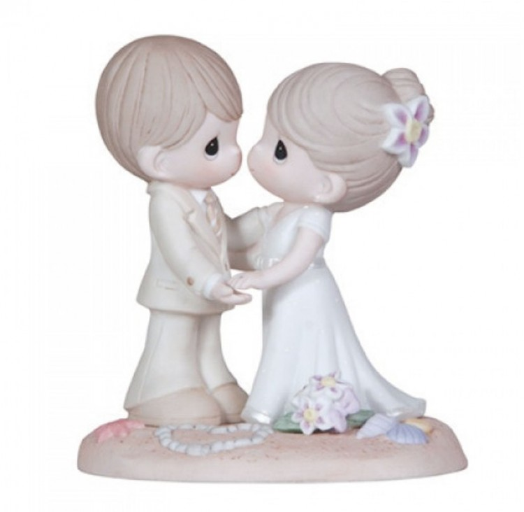 Precious Moments Wedding Cake Toppers Picture in Wedding Cake