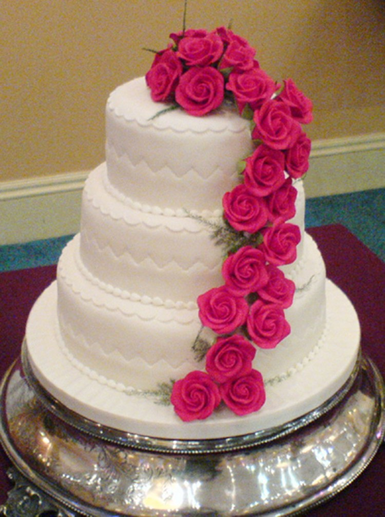 Prettiest Wedding Cakes Decoration Wedding Cake - Cake ...
