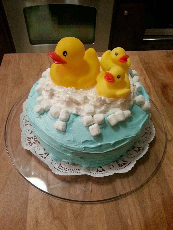 Rubber Ducky Birthday Cake Design Birthday Cake Cake Ideas by