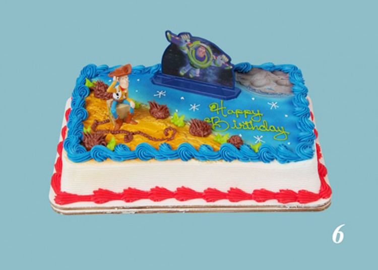 Schnucks Birthday Cakes Ordered Picture in Birthday Cake