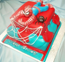 1024x1071px Schnucks Birthday Cakes Spiderman Designs Picture in Birthday Cake