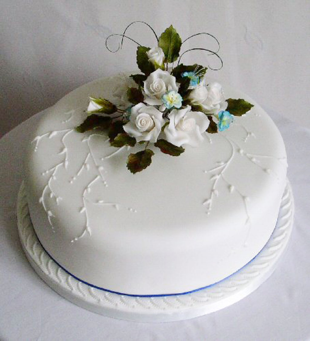 one of a kind wedding cakes single layer wedding cake pictures 1 wedding cake cake 18020