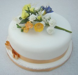 1024x819px Single Layer Wedding Cake Pictures 8 Picture in Wedding Cake
