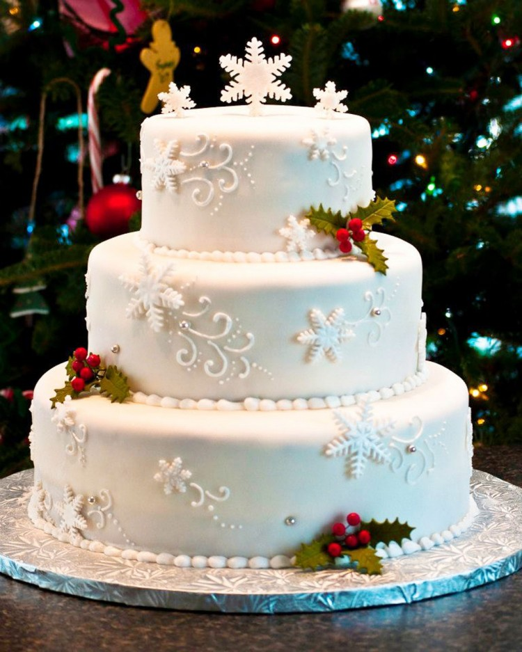 Snow Wedding Cakes Raleigh Nc Picture in Wedding Cake
