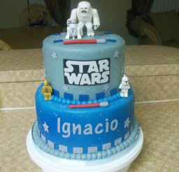 1024x1365px Star Wars Birthday Cake Ideas Picture in Birthday Cake