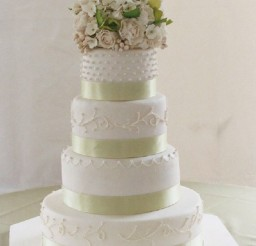 1024x1404px Super Moist White Wedding Cake Recipe Picture in Wedding Cake