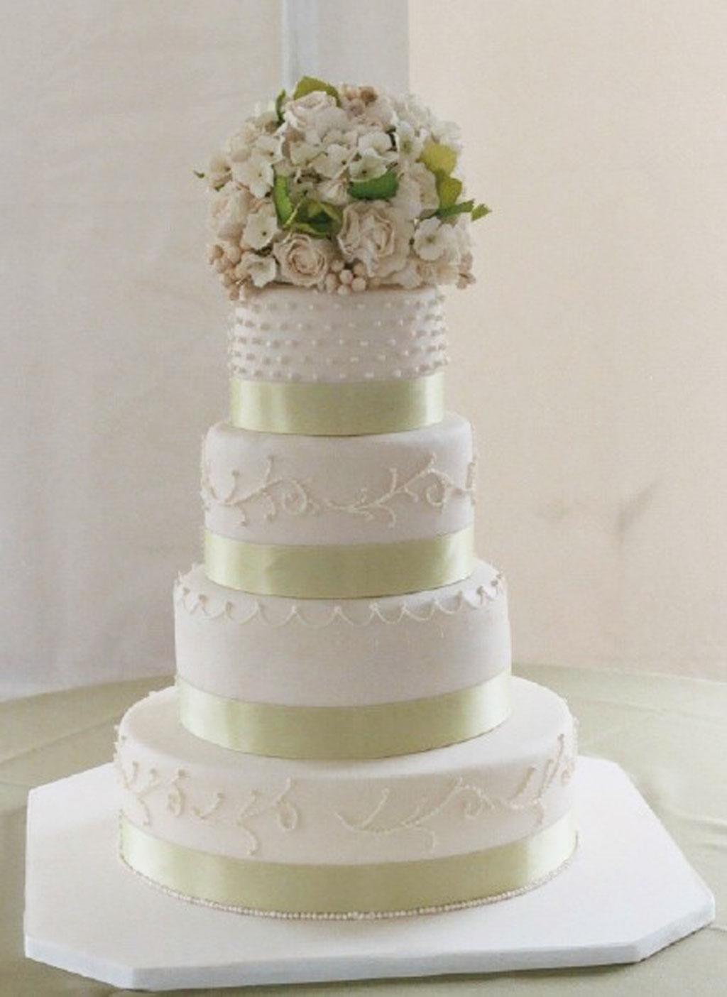 Super Moist White Wedding Cake Recipe Picture In Wedding Cake