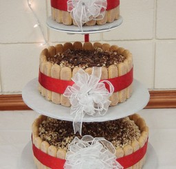 1024x1365px Tiramisu Wedding Cake Decoration 2 Picture in Wedding Cake