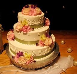 1024x768px Tiramisu Wedding Cake Decoration 3 Picture in Wedding Cake